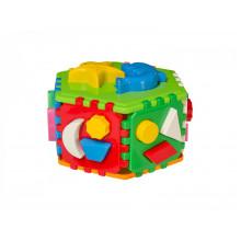 """Куб """"Розумний малюк"""" Гіппо Технокомп 2445"""