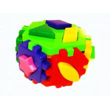 """Куб """"Розумний малюк"""" Гексагон-2 Технокомп 1998"""