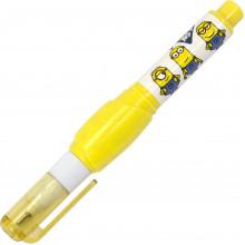 Коректор-ручка 4 мл металевий наконечник Yes Minions 4 мм 320236 (12)