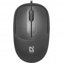 Мышка Defender Datum MS-980 black