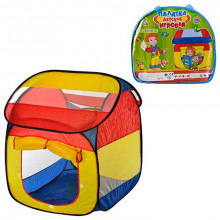 Палатка Домик в сумке (12) №М0509