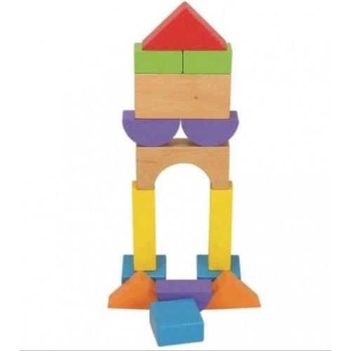 Дерев'яні блоки (13 шт) №HJD931323-1