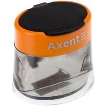 Точилка Axent с контейнером Style, ассорти (12) №1160-A