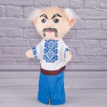 М'яка іграшка Рукавичка Дід 00605-1