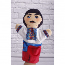 М'яка іграшка Рукавичка Козак 00634-10