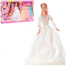 Кукла Defa 29см, кот, одежда, обувь, в коробке 62х32,5х6см 6073B