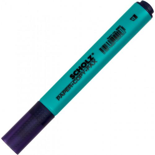 Текстмаркер Sсholz 1-5мм бірюзовий 220/01100286