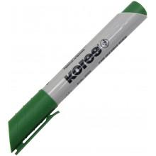 Маркер Kores 1-3 мм для фліпчартів зелений (12) XF1/K21305