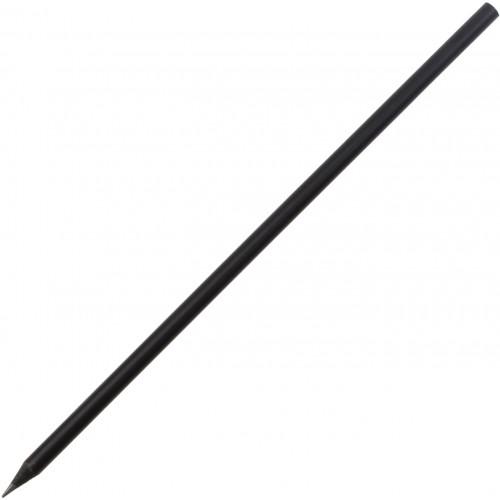 Олівець графітний Yes Slim black в пластмасовій тубі (50) 280541