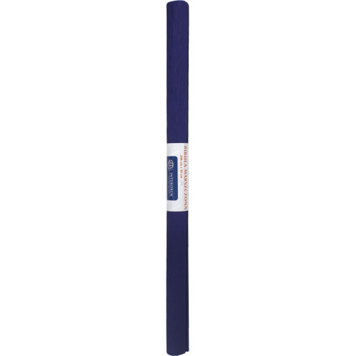 Папір гофра 2мх50 см синьо-гранатовий Interdruk (10) 16/219671