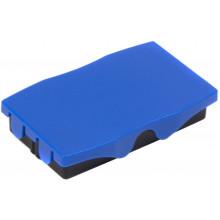Подушка сменная 14х38см к Shiny S852, S1822, S842, S882 синяя №S852-7