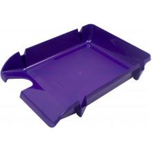 Лоток горизонтальний Арніка Компакт фіолетовий (16) 80608