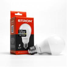 Лампа Etron Light Power LED 1-ELP-004 A65 15Вт 4200K E27 (10)