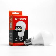Лампа Etron Light Power 1-ELP-006 A60 12Вт 4200K E27 (10)