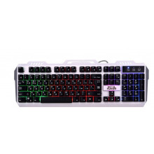 Клавіатура Defender Metal Hunter GK-140L, RGB підсвітка