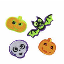 "Набор декоративных наклеек из фетра для Хэллоуина ""Yes"" 12 шт №973275 (6) №3"