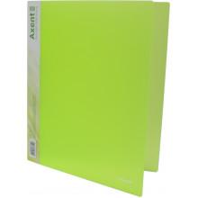 Папка на 2-х кільцях Axent А4 d-25 мм зелена (1) (10) 1207-26-А