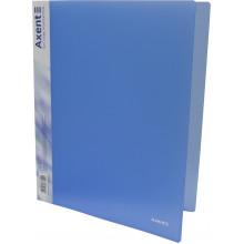 Папка на 2-х кільцях Axent А4 d-25 мм синя (1) (10) 1207-22-А