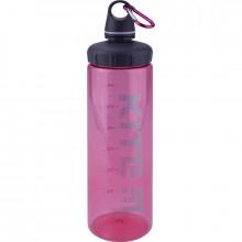 Пляшка для води пластикова Kite 750 мл рожева (12) К19-406-02