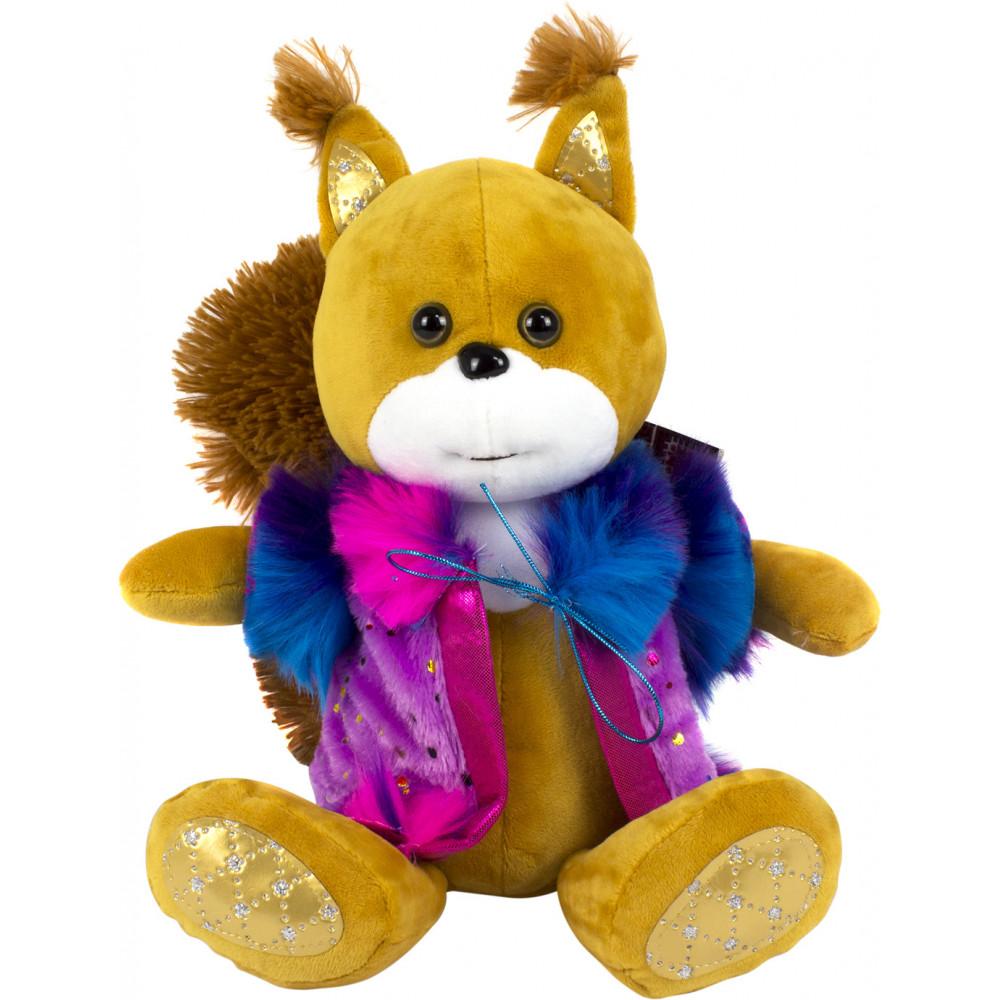Мягкая игрушка Белка Муся №00419-5