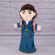М'яка іграшка Рукавичка Онук 00607-20
