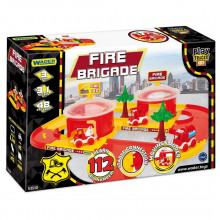 Трек Play Tracks City набор пожарная Тигрес №53510