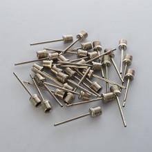 Голка для накачування м'ячів металева в кульку (100) MS0422
