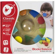 Іграшка дерев'яна балансир Classic World №5090