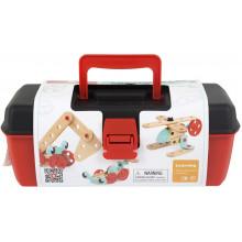Игрушка деревянная конструктор в чемодане Top Bright №120390