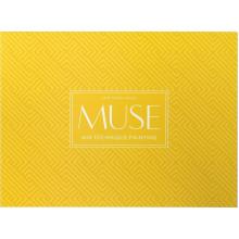 Альбом для акварели склейка 15 листов A5+ Muse MixTechnique Школярик (88) №PB-GB-015-036