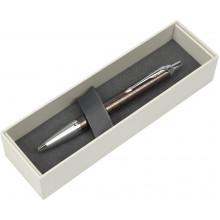 Ручка шариковая Parker IM Premium Brown хром №24532
