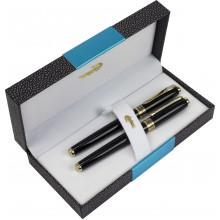 Набір ручок чорнильна + капілярна Crocodile 320