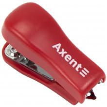 Степлер Axent 12 листов №10/5 Standard пластиковый красный (12) №4221-06-A