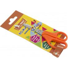 Ножницы детские Умка 12,7 см оранжевые (24) НЦ404-02