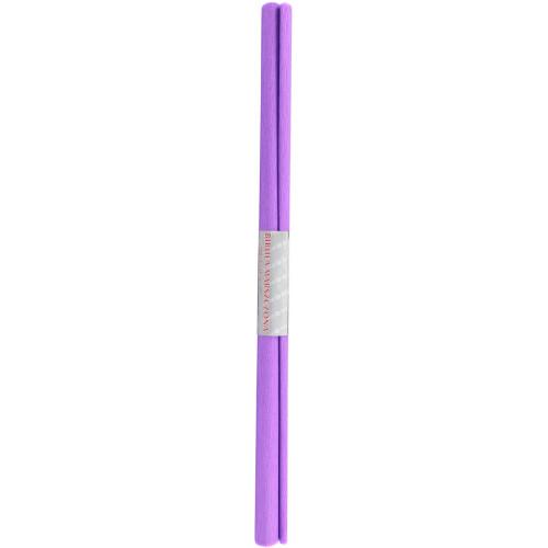 Папір гофра 2мх50см світло-фіолетовий Interdruk (10) 14/990718