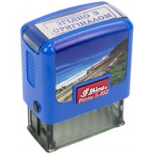 Оснастка для штампа пластиковая 38х14 мм Shiny TS-004 Згідно з оригіналом море №S-852