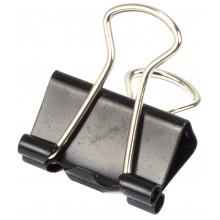 Биндер 15мм Axent черный (12) №4408/4406