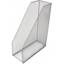 Лоток вертикальний Axent 100х250х320мм металевий сріблястий №2120-03