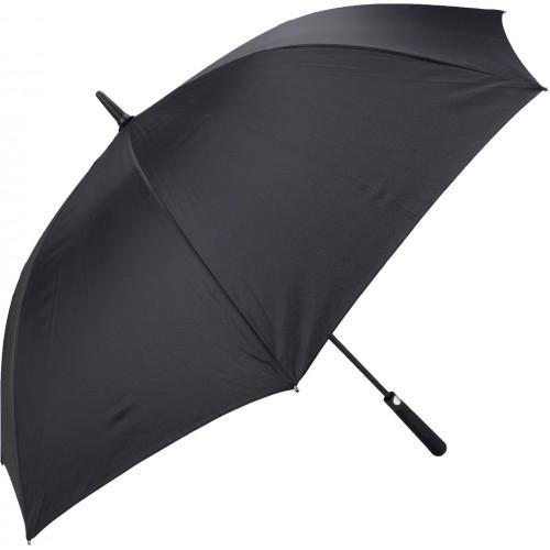 Зонт женский трость полуавтомат Style Optima Promo черный №O98500