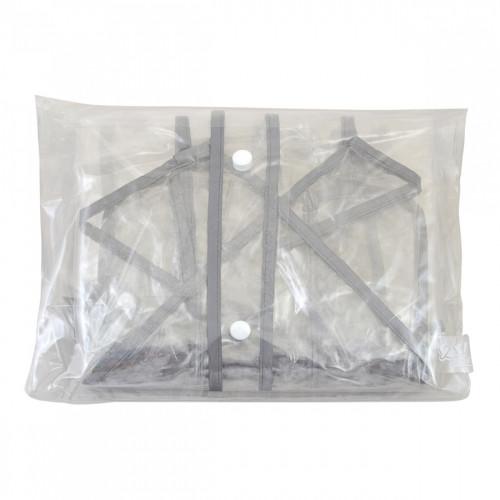 Дождевик-плащ YES со светоотражающим кантом размер-L (1) (30) №706948