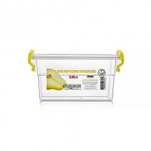 Контейнер для пищевых продуктов 0,85 л с ручками 11х15,5х8,4 см №NP-52/0181