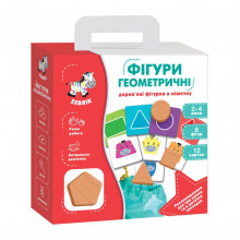 Гра Фігури в мішечку геометричні фігури ZB2001-02