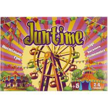 Игра Jun Time, в коробке, на украинском 37х25,5х2 см Strateg №30511