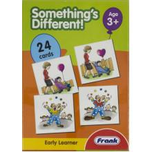 Пазл Frank Знайди відмінності 24 картинки в коробці (24) 10368