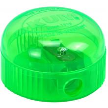 Точилка с контейнером Kum Ice пластиковая круглая (12) (780) №210K