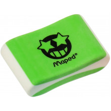 Ластик Maped Essentials Soft Color дисплей, ассорти (40) №112921