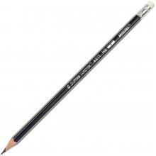 Олівець графітний Marco з гумкою (144) (2880) 4211-HB