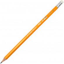 Олівець графітний Marco з гумкою (144) (2880) 4200-НB