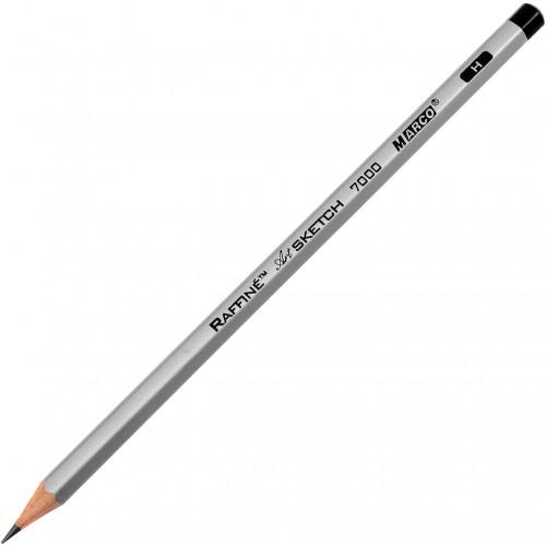 Олівець графітний Marco H (12) (144) (2880) 7000DM-12CB