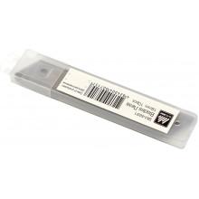 Лезвия для ножа Buromax 18мм 10шт (10) №4691